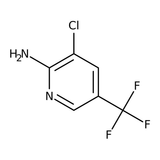 2-Amino-3-chloro-5-(trifluoromethyl)pyridine, 97%, ACROS Organics