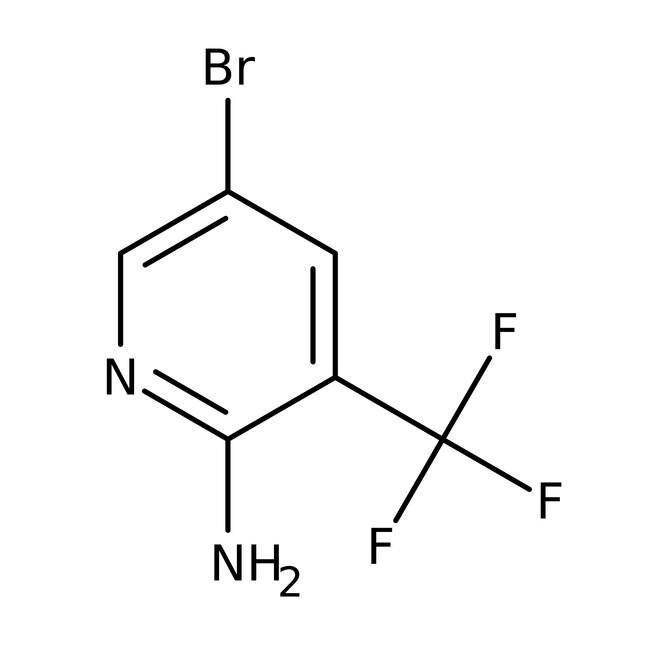 Alfa Aesar™2-Amino-5-bromo-3-(trifluoromethyl)pyridine, 96%