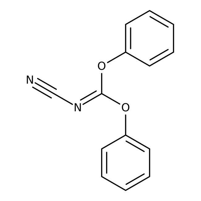 Alfa Aesar  Diphenyl cyanocarbonimidate, 97%