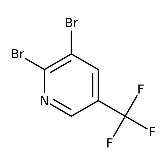 Alfa Aesar™2,3-Dibromo-5-(trifluoromethyl)pyridine, 95% 1g Alfa Aesar™2,3-Dibromo-5-(trifluoromethyl)pyridine, 95%