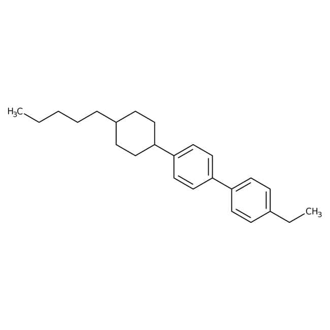 Alfa Aesar™trans-4-Ethyl-4'-(4-n-pentylcyclohexyl)biphenyl, 97%