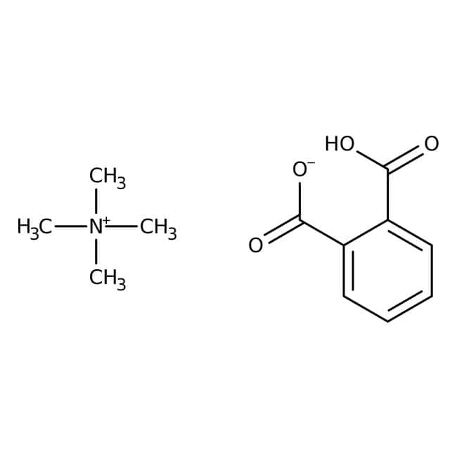 Alfa Aesar™Phtalate d'hydrogène tétraméthylammonium, 99% 25g Alfa Aesar™Phtalate d'hydrogène tétraméthylammonium, 99%