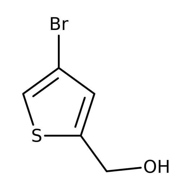 (4-Bromo-2-thienyl)methanol, 97%, Maybridge