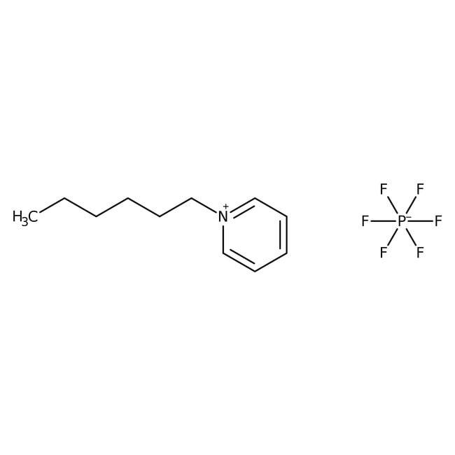 1-Hexylpyridinium Hexafluorophosphate 98.0+%, TCI America™