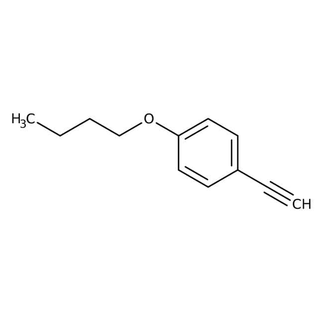 1-Butoxy-4-eth-1-ynylbenzene, 97%, Maybridge™