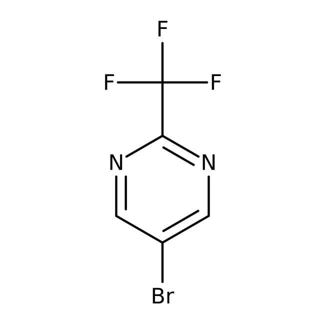 Alfa Aesar™5-Bromo-2-(trifluoromethyl)pyrimidine, 95% 250mg Alfa Aesar™5-Bromo-2-(trifluoromethyl)pyrimidine, 95%