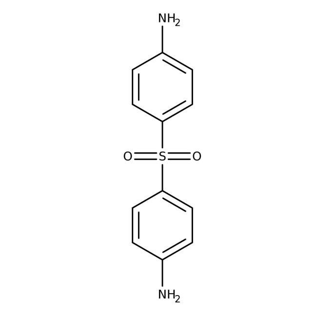 4-Aminophenyl sulfone, 97%, ACROS Organics™