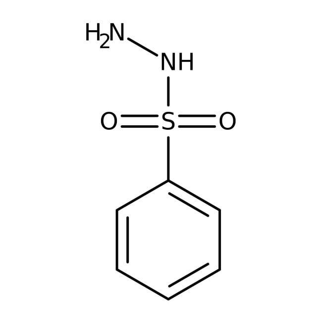 Alfa Aesar™Benzenesulfonyl hydrazide, 98% 100g Alfa Aesar™Benzenesulfonyl hydrazide, 98%