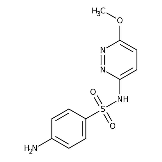 Sulfamethoxypyridazine, 99.04%, MP Biomedicals™