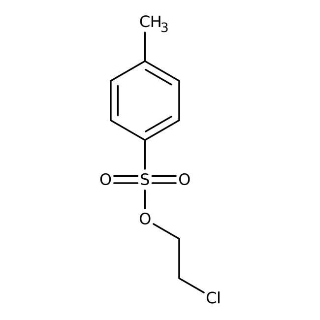 Alfa Aesar™2-Chloroethyl p-toluenesulfonate, 97% 25g prodotti trovati