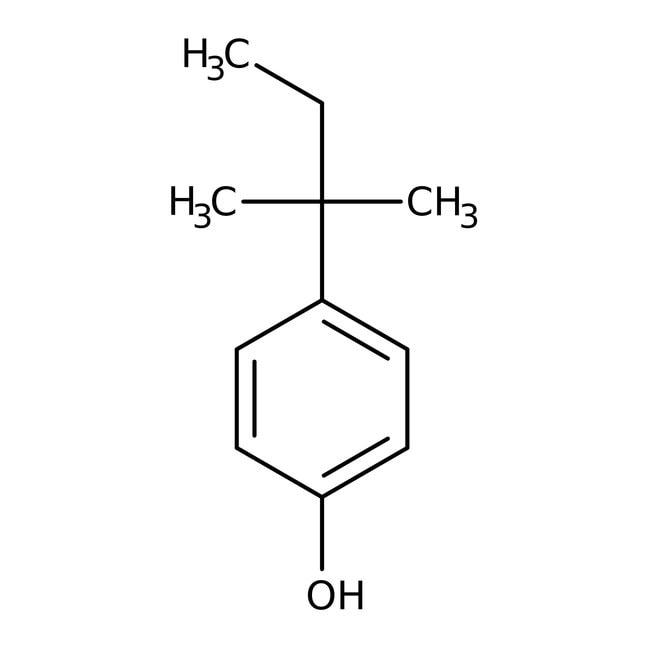 4-tert-Amylphenol, 99%, ACROS Organics™