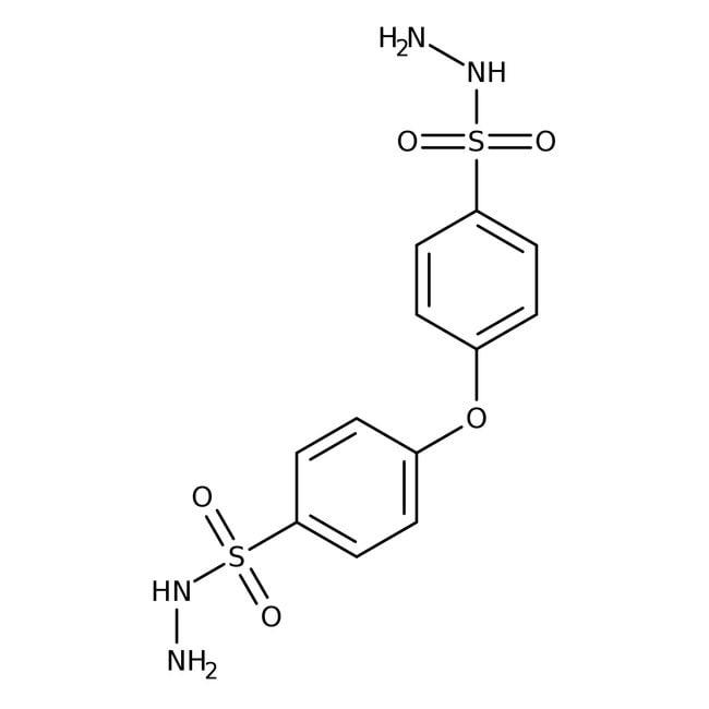 Alfa Aesar™4,4'-Oxybis(benzenesulfonyl hydrazide), 95%: Benzene and substituted derivatives Benzenoids