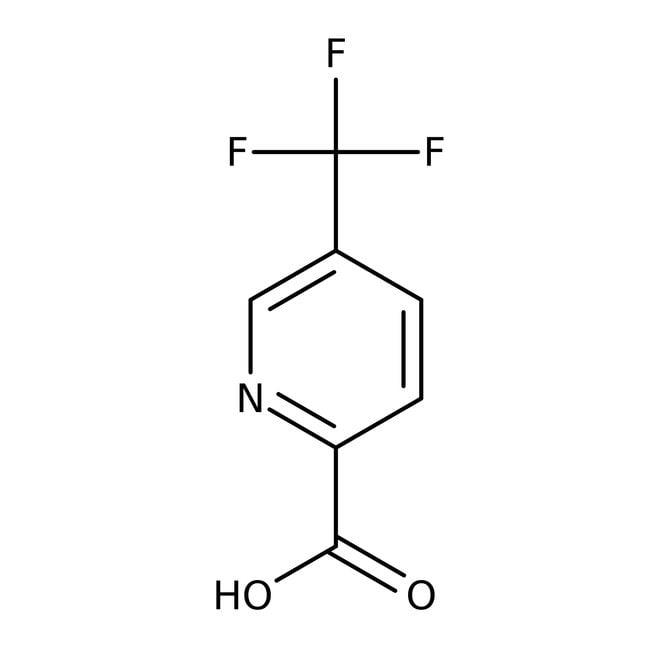 Alfa Aesar™5-(Trifluoromethyl)pyridine-2-carboxylic acid, 95% 1g Alfa Aesar™5-(Trifluoromethyl)pyridine-2-carboxylic acid, 95%