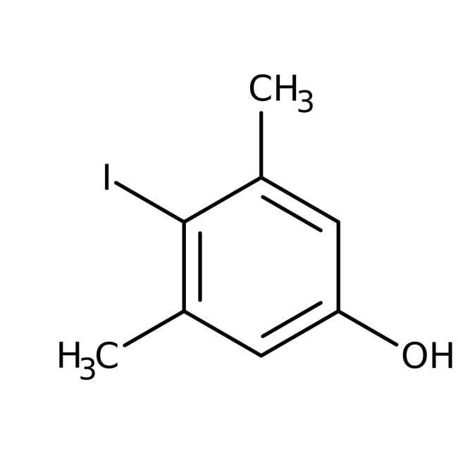 Alfa Aesar  4-Iodo-3,5-dimethylphenol, 98%