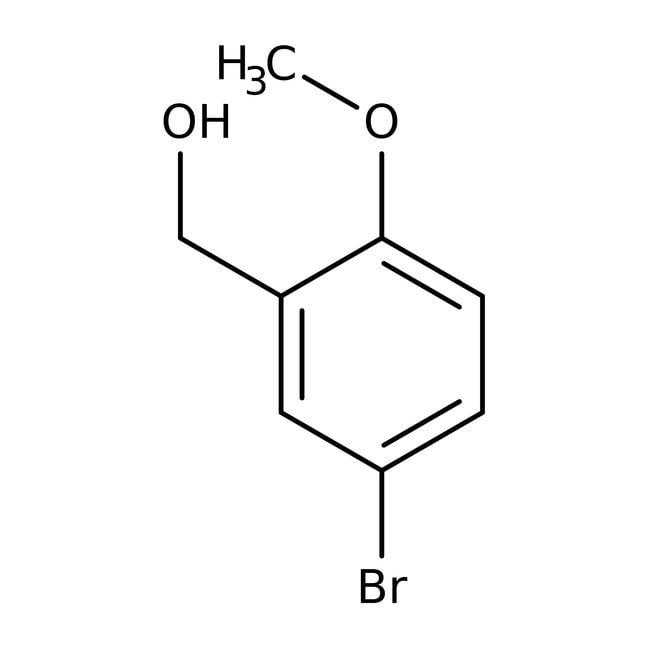 5-Bromo-2-methoxybenzyl alcohol, 97%, ACROS Organics