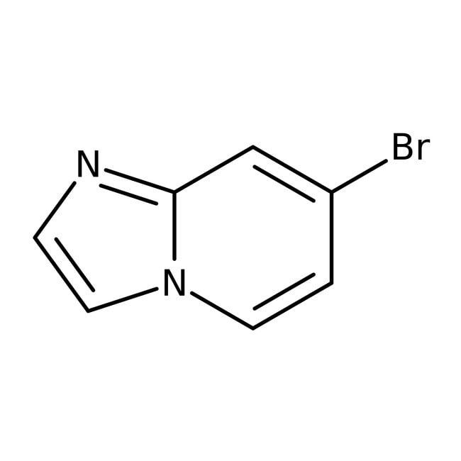7-Bromoimidazo[1,2-a]pyridine, 95%, Alfa Aesar™ 1g 7-Bromoimidazo[1,2-a]pyridine, 95%, Alfa Aesar™