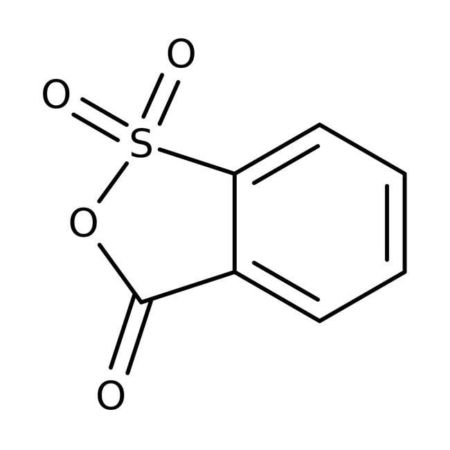 2-Sulfobenzoic acid cyclic anhydride, 95%, ACROS Organics