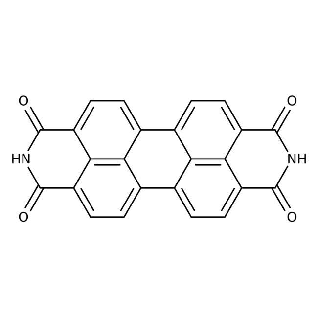Alfa Aesar™3,4,9,10-Perylenetetracarboxylic diimide