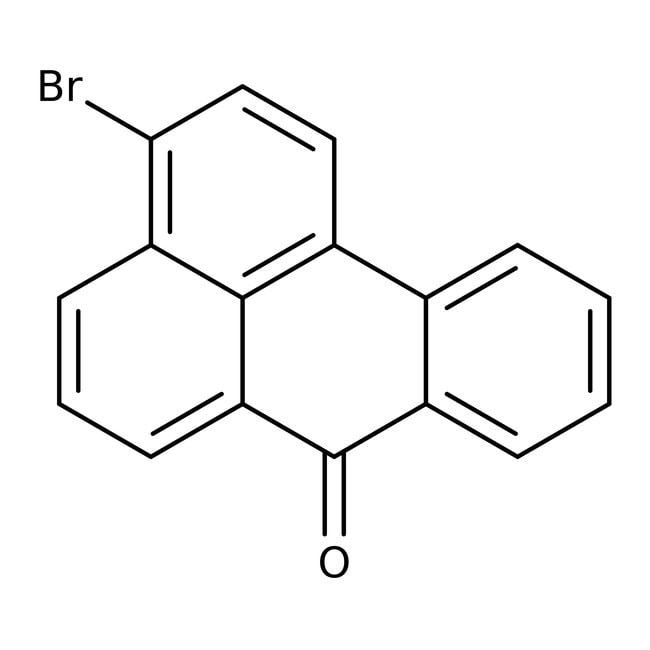 Alfa Aesar™3-Bromobenzanthrone, technique 85% 100g Alfa Aesar™3-Bromobenzanthrone, technique 85%