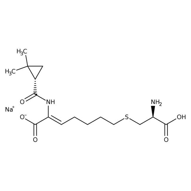 Cilastatin sodium, Tocris Bioscience™ 50mg Cilastatin sodium, Tocris Bioscience™