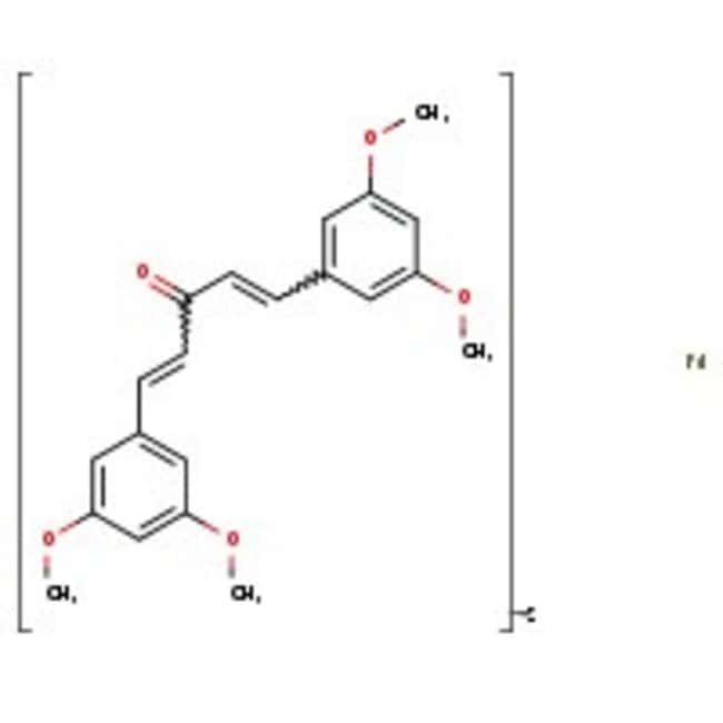 Bis(3,5,3',5'-dimethoxydibenzylideneacetone)palladium(0), 96%, ACROS Organics