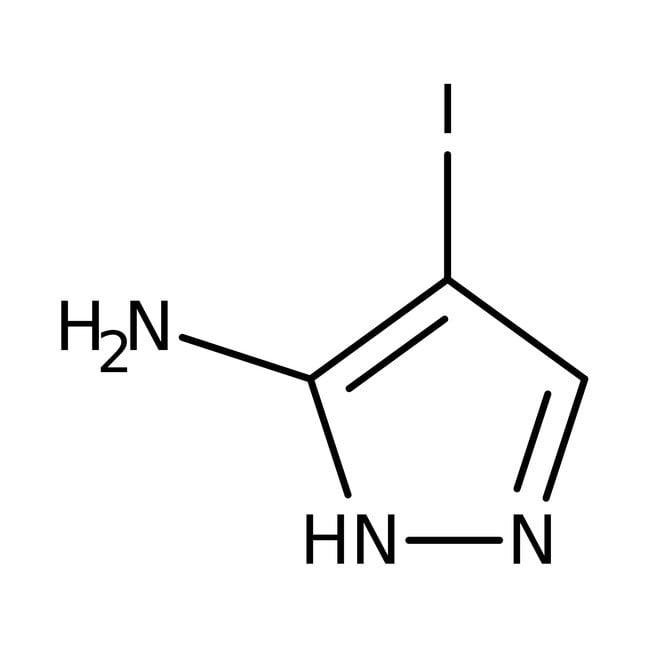 3-Amino-4-iodo-1H-pyrazole, 97%, ACROS Organics™