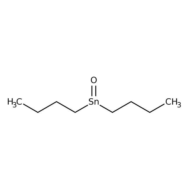 Alfa Aesar™Di-n-butyltin oxide: Organometallic compounds Organic Compounds