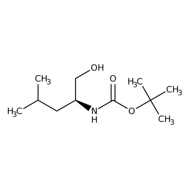 N-BOC-L-Leucinol, 97%, ACROS Organics