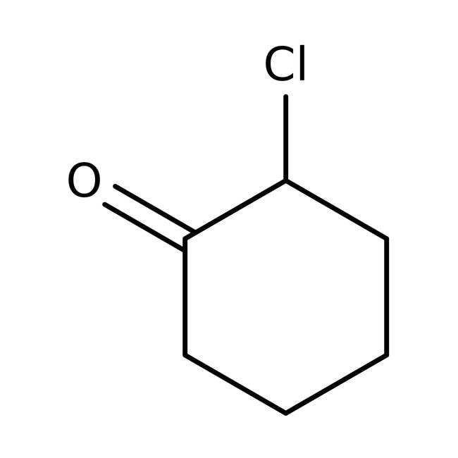2-Chlorocyclohexanone, 95%, stabilized, ACROS Organics™