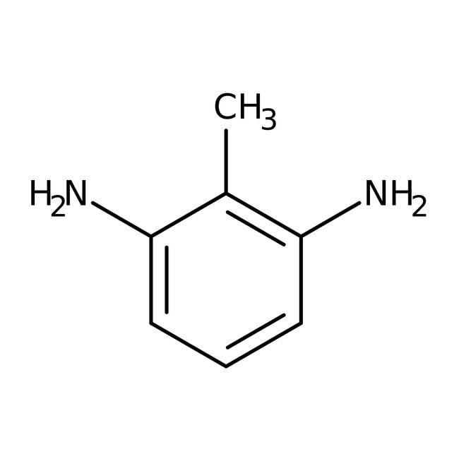 2,6-Diaminotoluol, 98%, ACROS Organics™ 25 g-Glasflasche Produkte