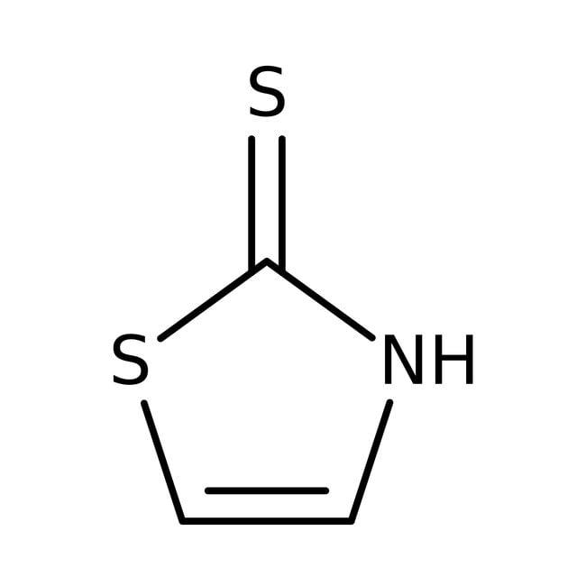 2-Mercaptothiazole 98.0+%, TCI America™