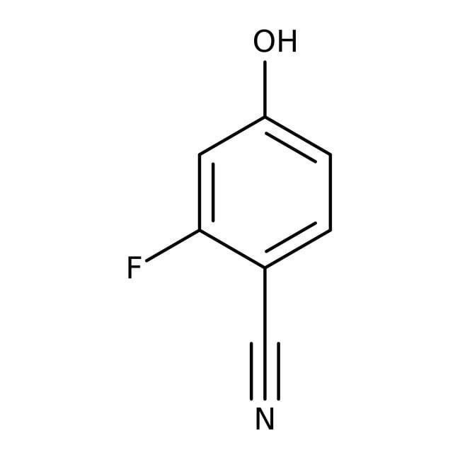 2-Fluoro-4-hydroxybenzonitrile, 99%, Acros Organics