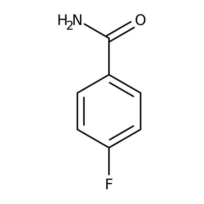 4-Fluorobenzamide, 98%, ACROS Organics