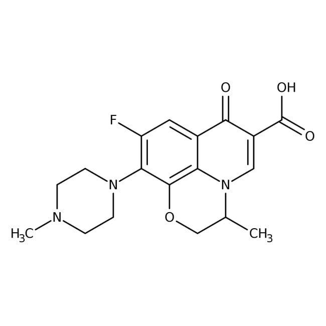 Ofloxacin, 98%, Acros Organics™ 1g Ofloxacin, 98%, Acros Organics™