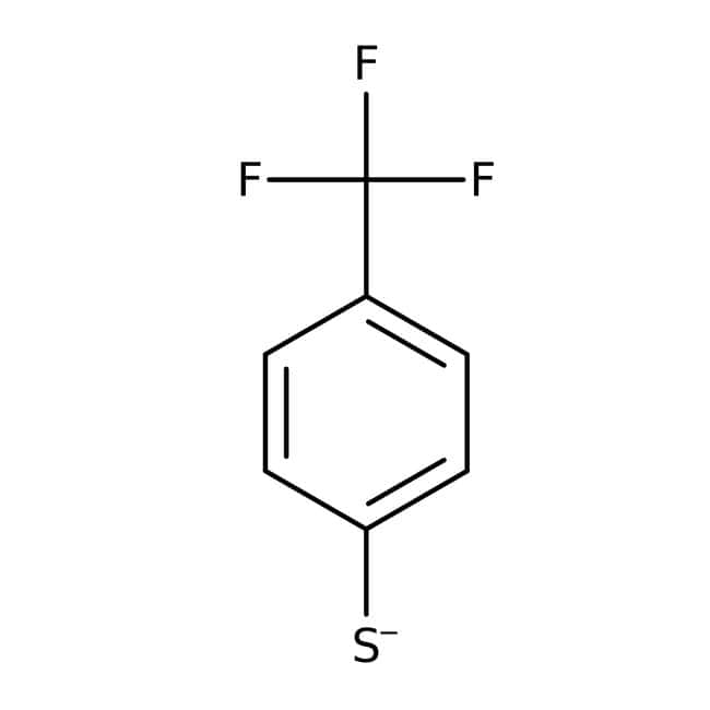 4-(Trifluoromethyl)thiophenol, 97%, ACROS Organics