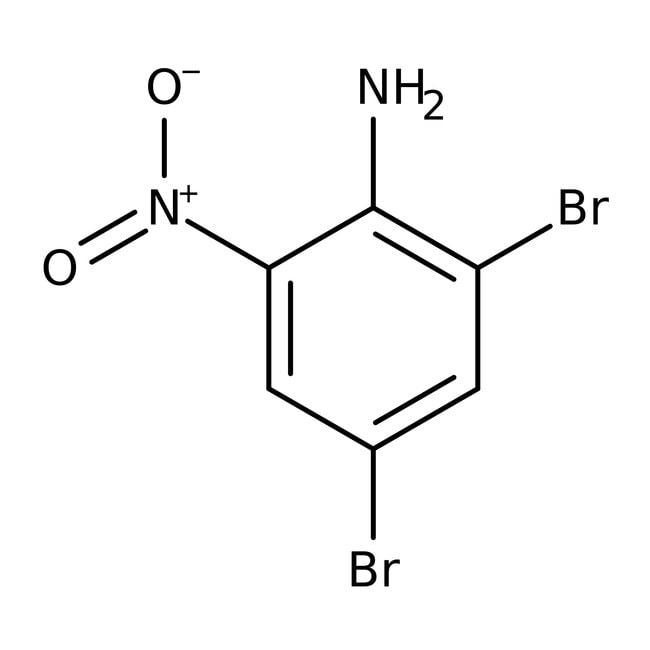 2,4-Dibromo-6-nitroaniline, 98%, ACROS Organics