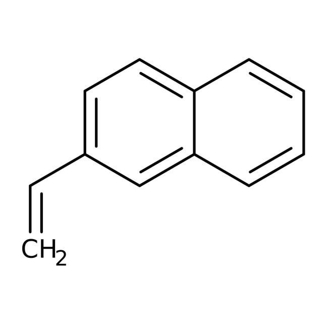 Alfa Aesar™2-Vinilnaftaleno, 97% 5g Alfa Aesar™2-Vinilnaftaleno, 97%