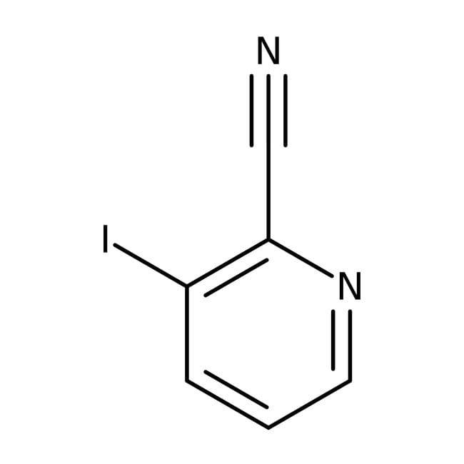 Alfa Aesar™2-Cyano-3-iodopyridine, 95% 250mg Alfa Aesar™2-Cyano-3-iodopyridine, 95%