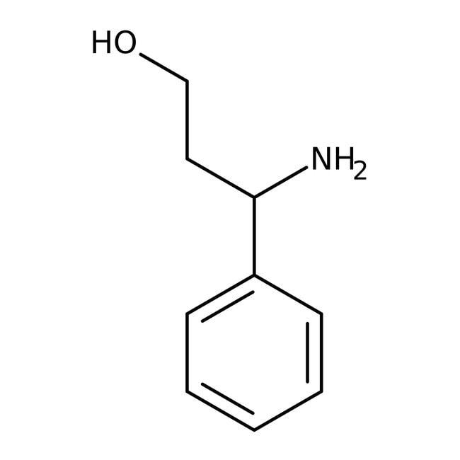 (S)-3-Amino-3-phenylpropan-1-ol, 95%, 98% ee, Acros Organics