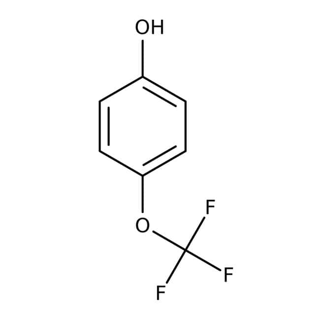 4-(Trifluoromethoxy)phenol, 98%, ACROS Organics