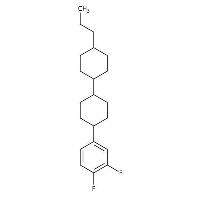 Alfa Aesar™trans,trans-4-(3,4-Difluorophenyl)-4'-n-propylbicyclohexyl, 97%