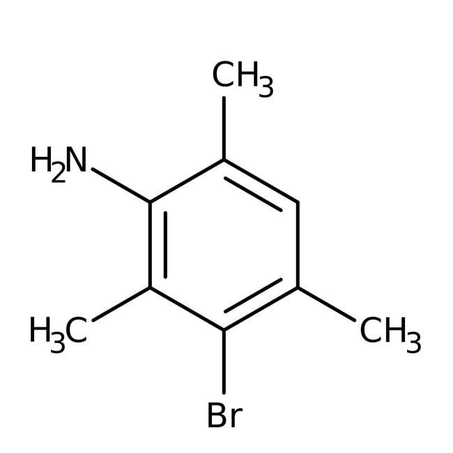 Alfa Aesar™3-Bromo-2,4,6-trimethylaniline, 98+%