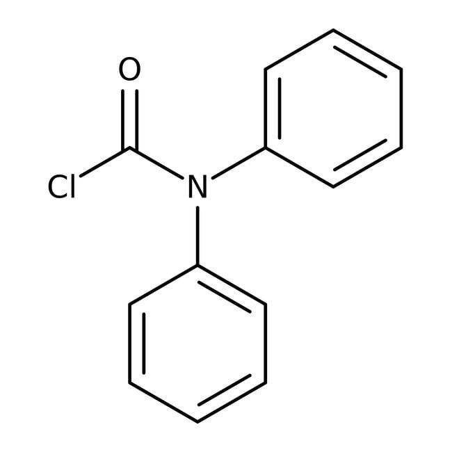 Diphenylcarbamyl chloride, 98%, ACROS Organics™