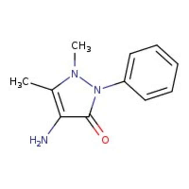 4-Aminoantipyrine, 98%, ACROS Organics™