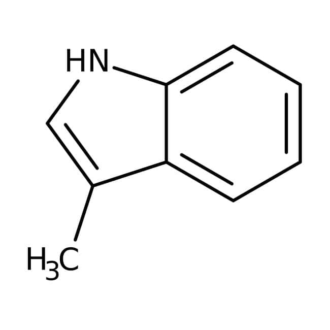 3-Methylindole 98.0 %, TCI America
