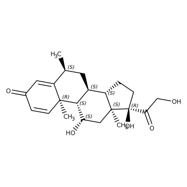6- -Methylprednisolone, ACROS Organics