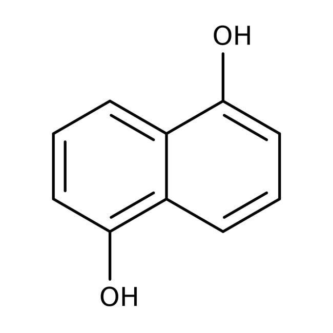 1,5-Dihydroxynaphthalene, 97%, ACROS Organics™ 100g 1,5-Dihydroxynaphthalene, 97%, ACROS Organics™
