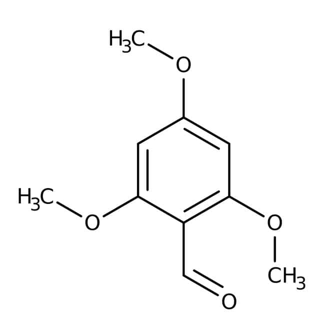 2,4,6-Trimethoxybenzaldehyde, 98%, Acros Organics