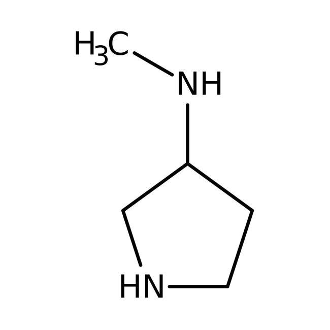 3-(Methylamino)pyrrolidine 98.0+%, TCI America™