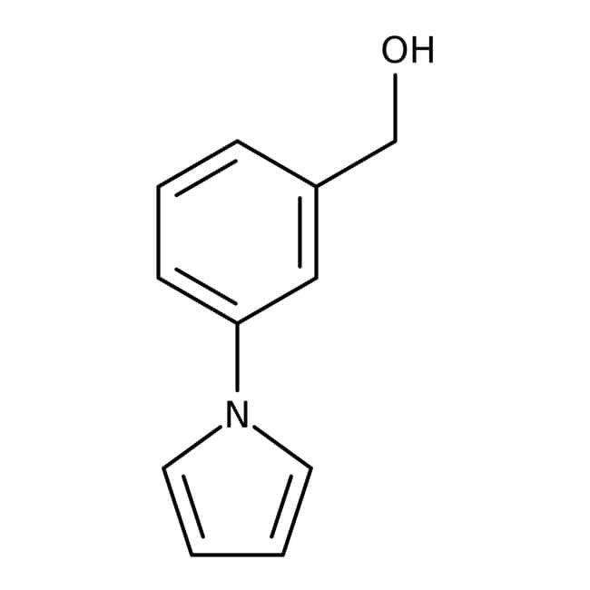 [3-(1H-Pyrrol-1-yl)phenyl]methanol, 97%, Maybridge